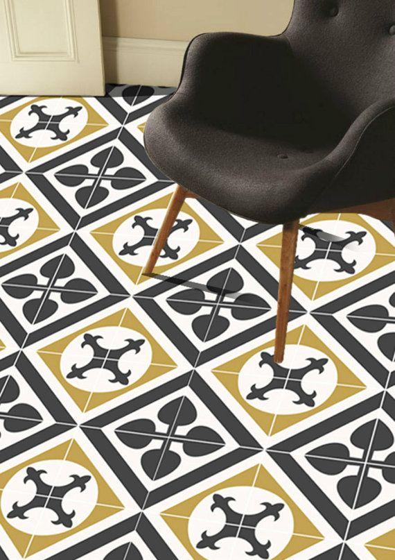 Stickers Carrelage Pour Coller Stickers De Sol Autocollant