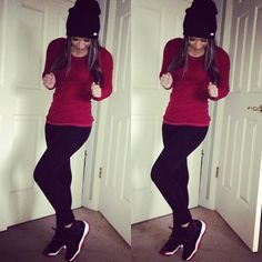 cute outfits with jordans for girls tumblr - Google Search ...