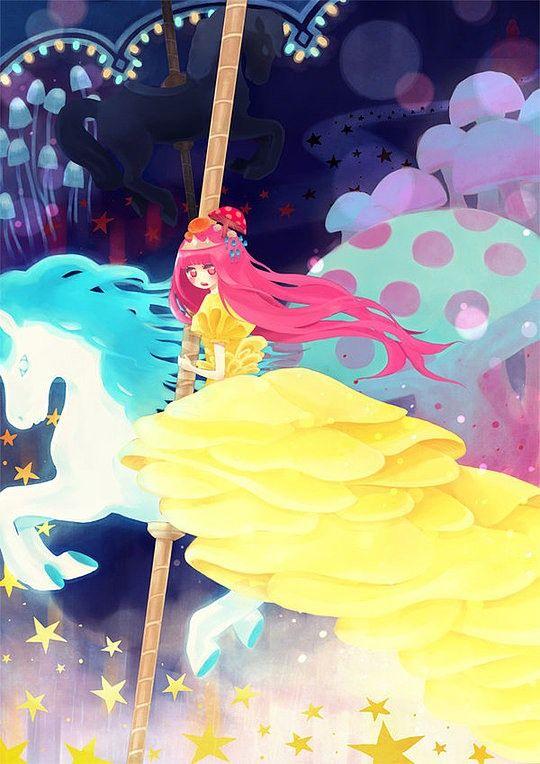 Amazing Illustrations by Sai