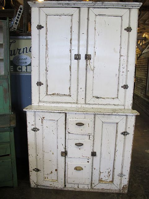 Oh My Country Cupboard Antique Cupboard Crate And Barrel Style