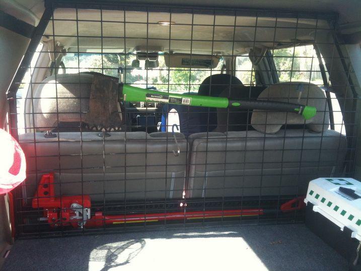 Zuki S Next Diy Project Diy Jeep Dog Barrier Jeep Xj Mods