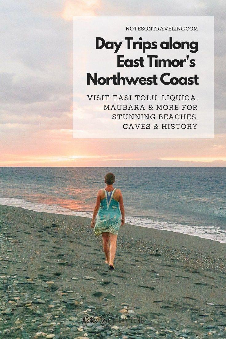 East Timor's Northwest Coast – Liquica, Maubara, Atabae, Batugade #history