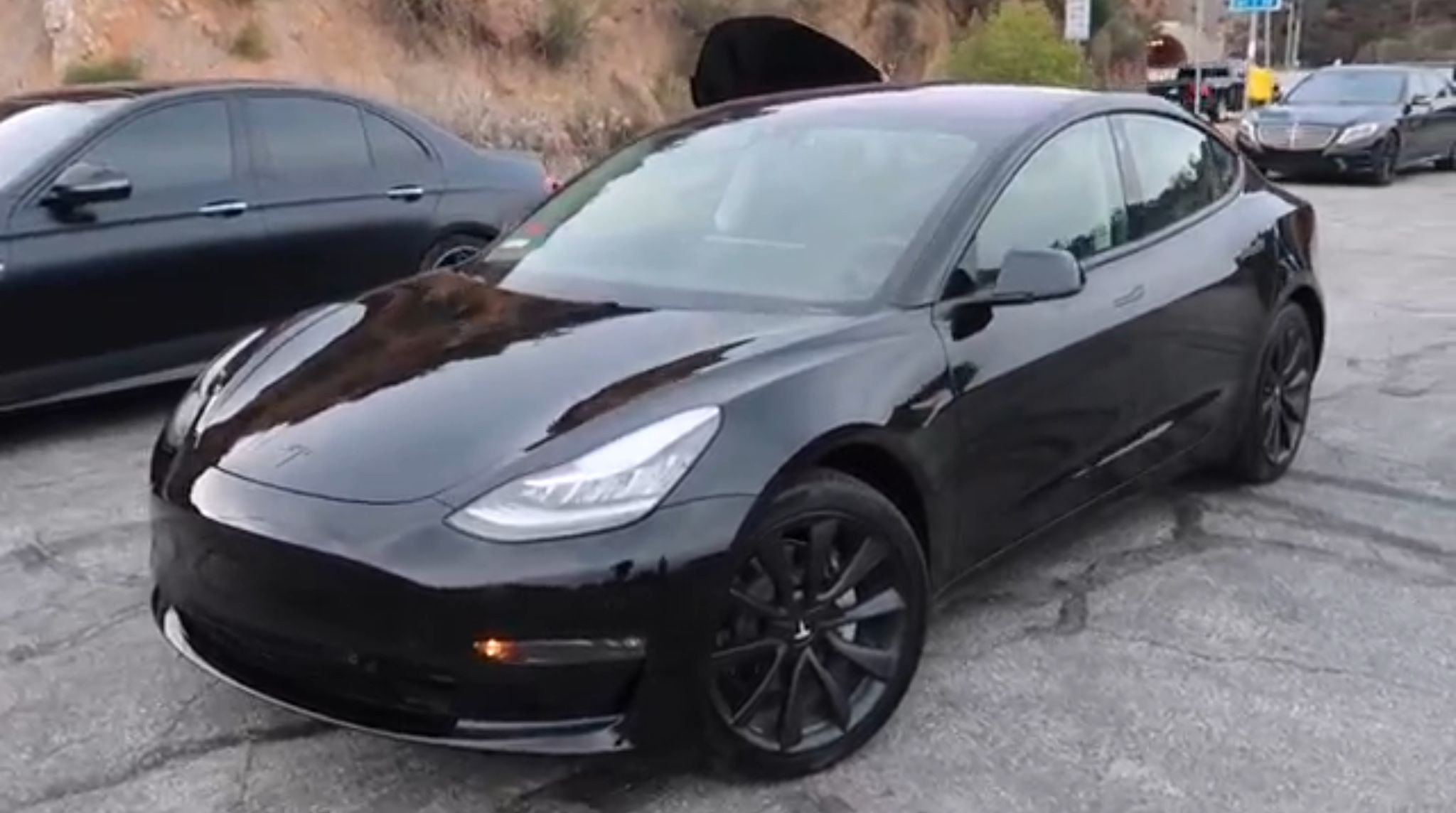 Blacked out Tesla Model 3 | Options for Next Car