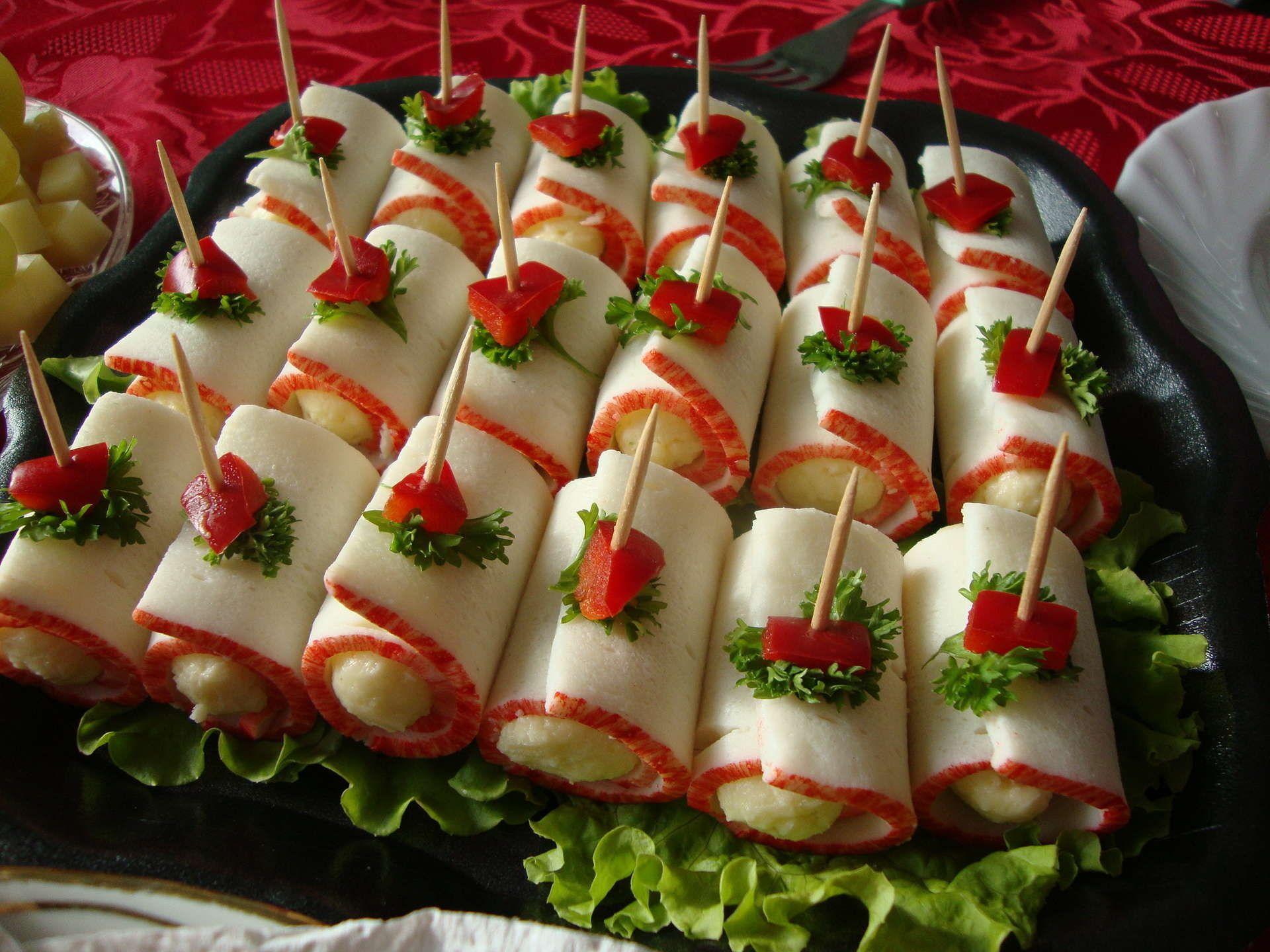 Блюда на день рождения рецепты с фото