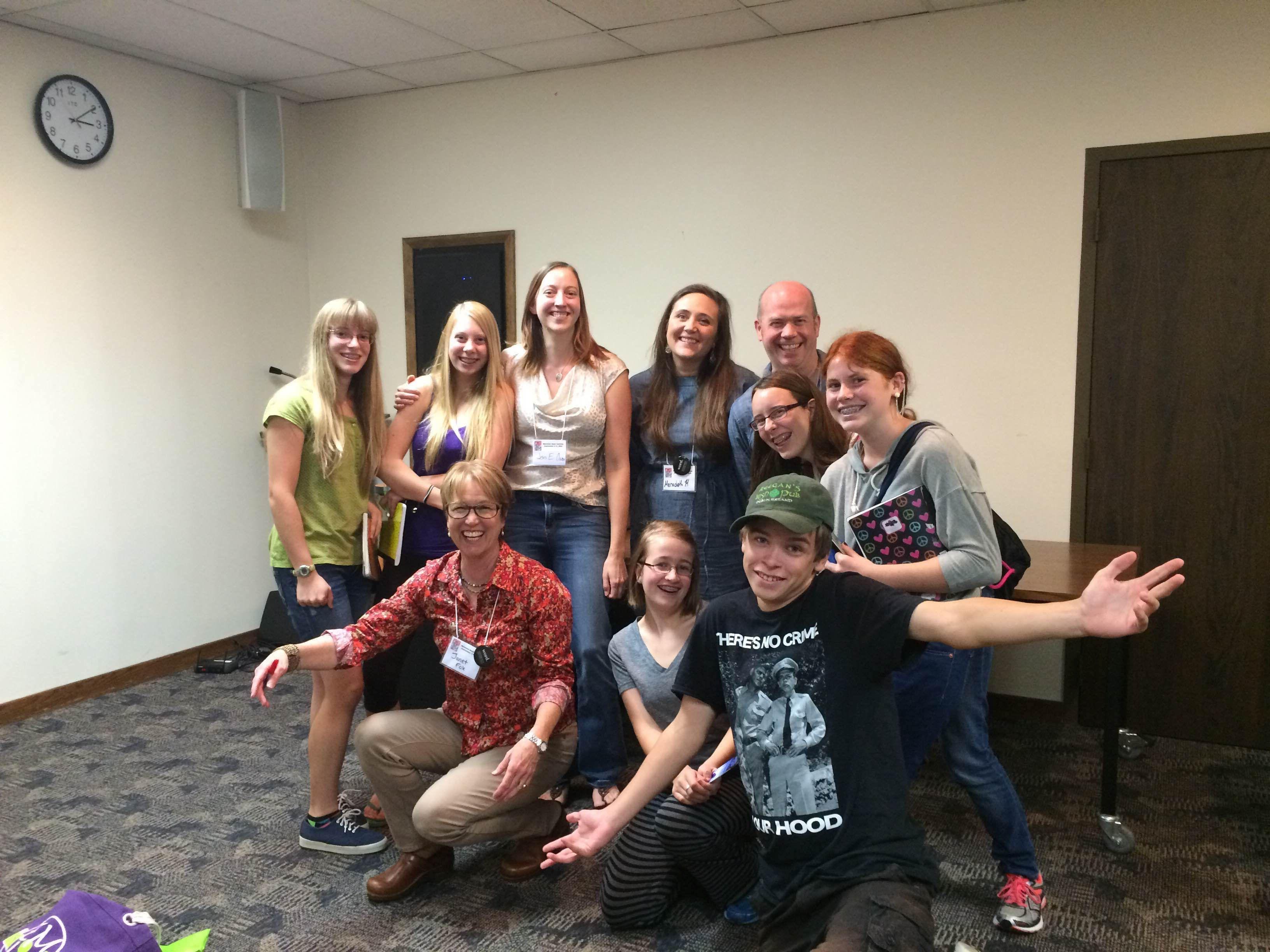 At 2015 Montana Book Festival!