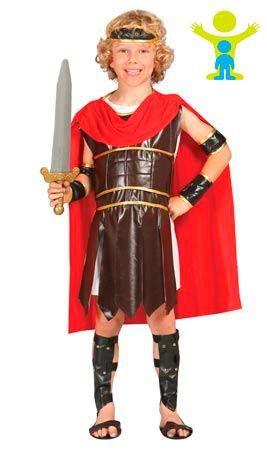 4096eea45 Disfraz de Romano Hércules Eco infantil … | ideas y patrones | Disfr…