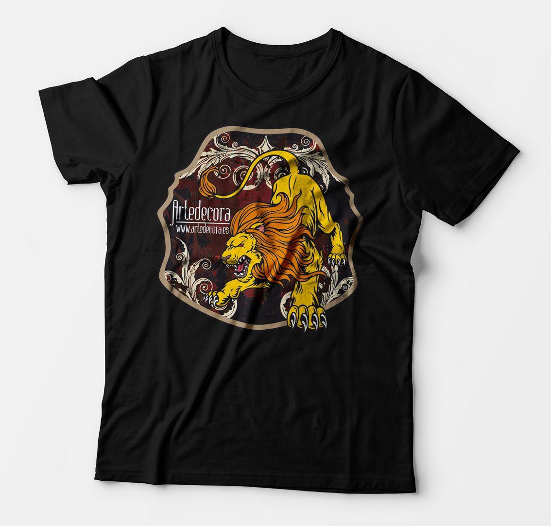camiseta artedecora