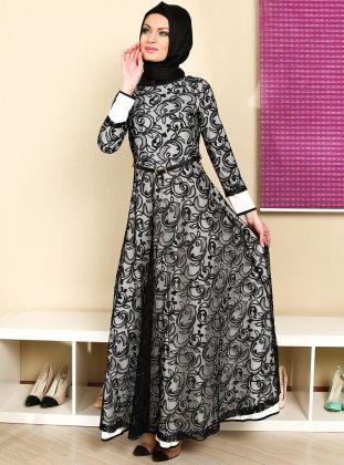 Tesettur Abiye Abiye Elbise Modelleri Modanisa The Dress Maksi Elbiseler Moda Stilleri