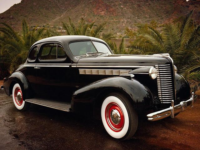 Buick Special Sport Coupe, 1938