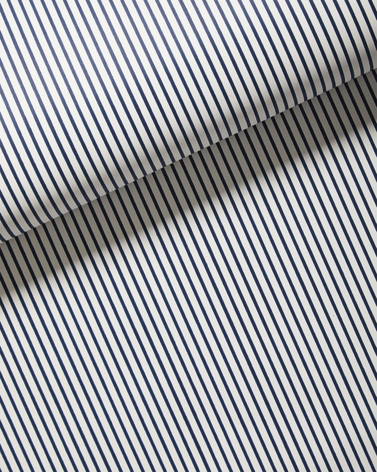Oxford Stripe Wallpaper Striped Wallpaper Striped