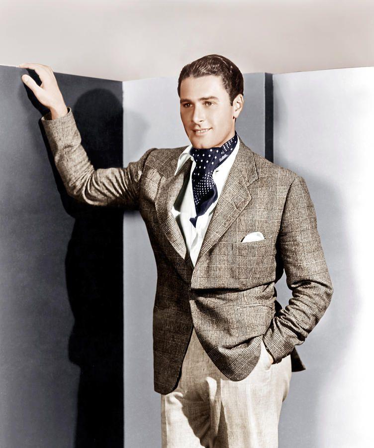Errol Flynn Ca 1930s By Everett Errol Flynn Errol Vintage Mens Fashion