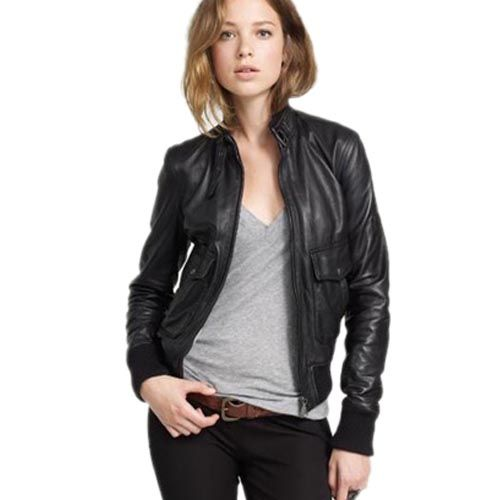leather jacket to spice up the closet.