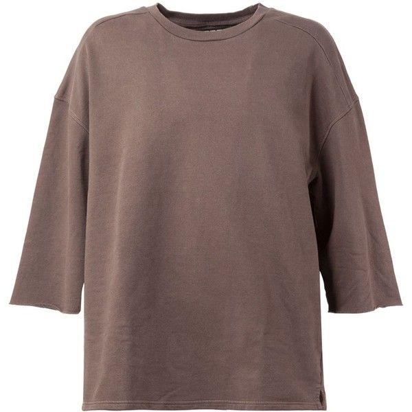 Yeezy Adidas Originals by Kanye West Oversize Sweatshirt