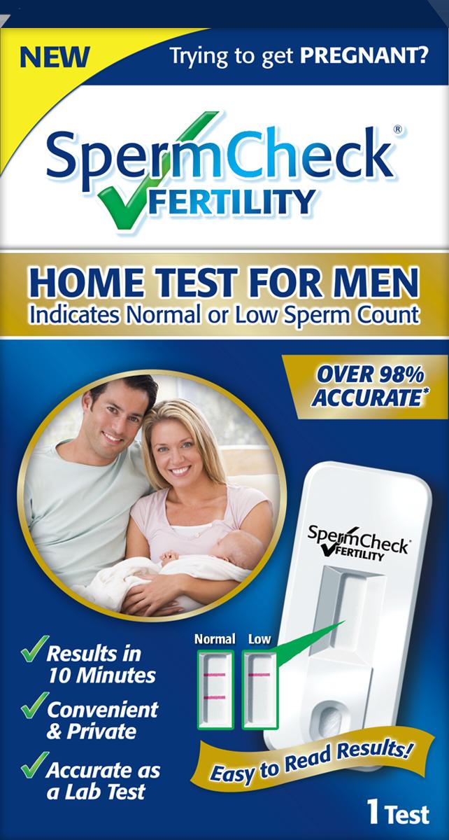 Home Sperm Test Kit for Testing Male Fertility