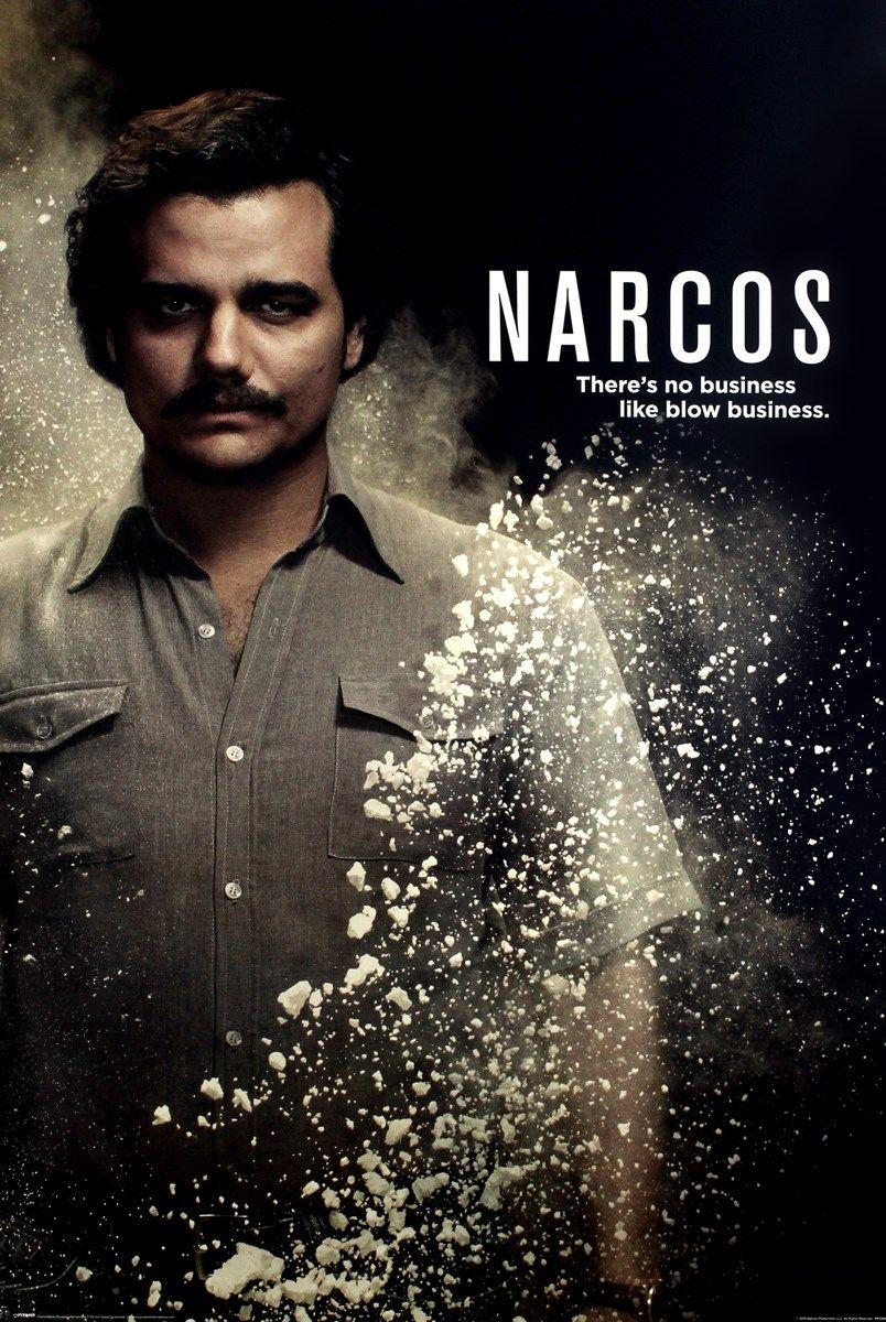 Narcos Temporada [1-3] Audio Dual Latino/Ingles 1080p