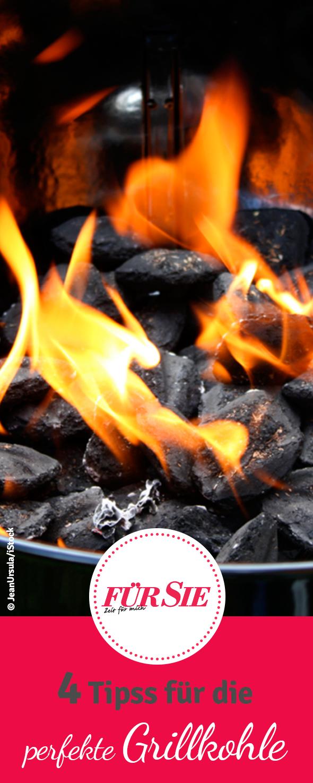 Wir geben euch die besten Tipps für einen richtigen Umgang mit Holzkohle.