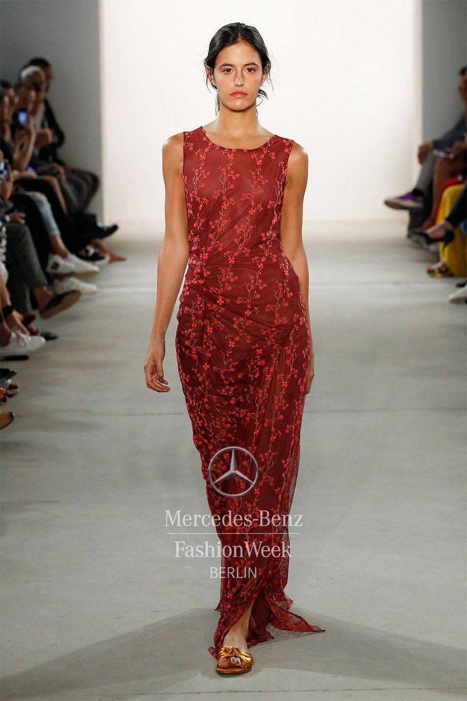 Laurèl Lookbook Spring/Summer 2018 I Mercedes-Benz Fashion ...