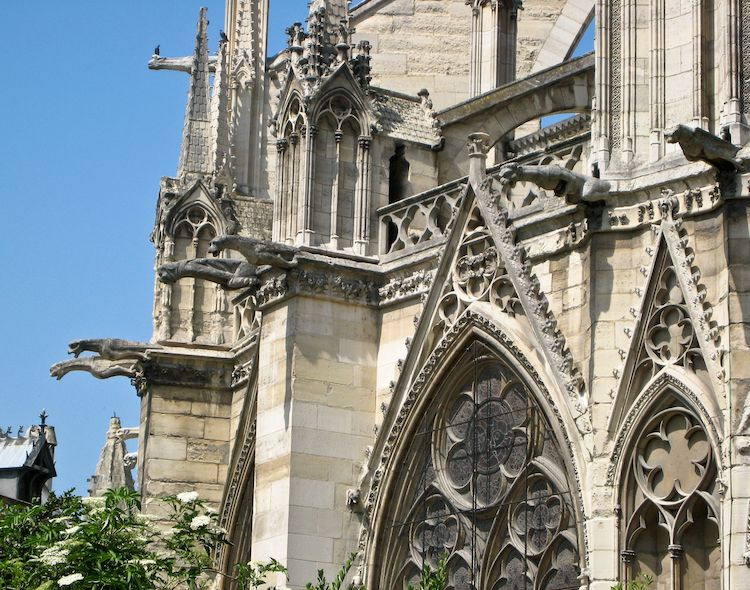 The Enchanting History of Notre-Dame Cathedral's Famous ...