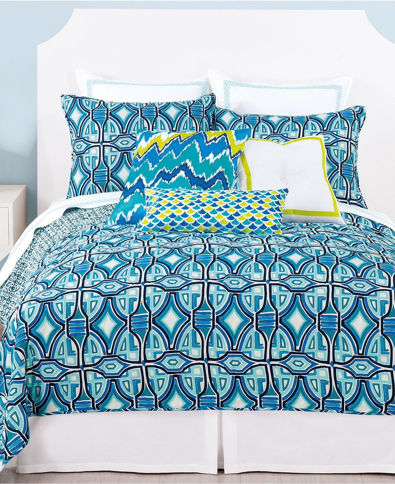 Trina Turk Bedding Pismo Coverlet Collection Trina Turk Bed