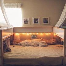 familienbett ikea kura kinderzimmer kid room pinterest. Black Bedroom Furniture Sets. Home Design Ideas