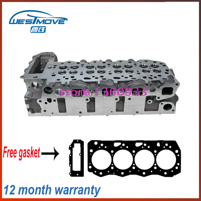 Cylinder Head 8 97355 970 8 8973559708 8 97355 970 8 For Isuzu 3 0l Engine 4jj1 4jj1tc 4jj1tcs 4jj1tcx 4jj1 Tc 4jj1t Cs 4jj1t Cx Isuzu D Max Cylinder Head Tdi
