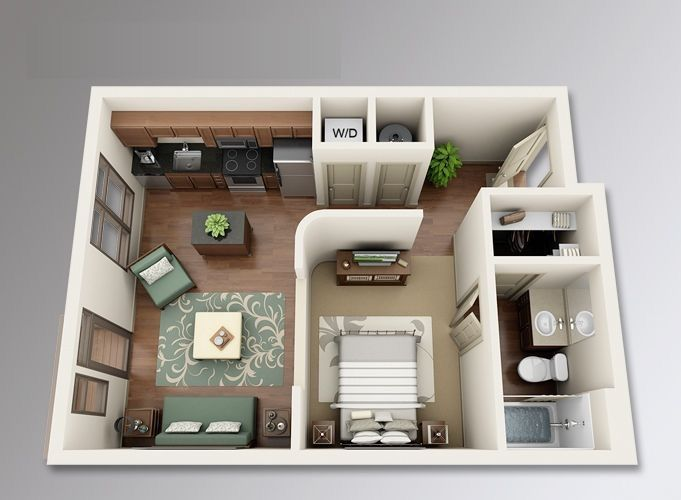 Pin by Nasr on Architecture in 2018 House, Apartment floor plans