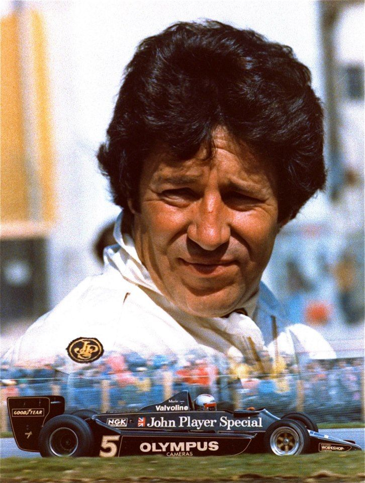 f1 Mario Andretti - World Champion 1978