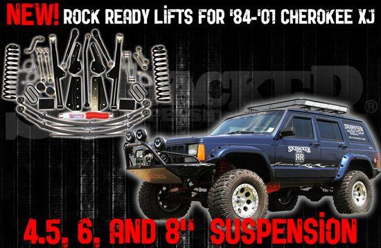 Homepage Skyjacker Suspensions Jeep Cherokee Jeep Cherokee Xj