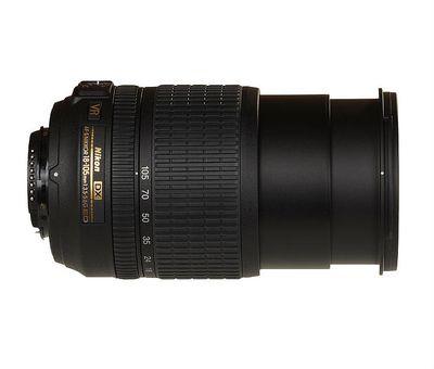 Buy Nikon Af S Dx Nikkor 18 105 Mm F 3 5 5 6g Ed Vr Lens Standard Zoom Lens Online At Best Offer Prices Rs 18 499 In India Vr Lens Nikon Lens