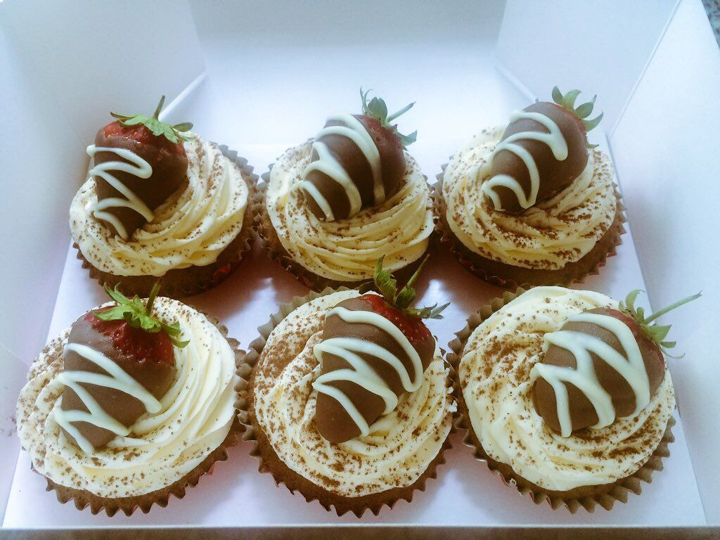 Poppy's Cupcakes on Twitter Cupcake recipes, Delicious