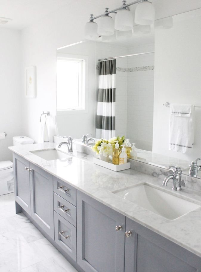 Light Grey Bathroom Ideas Pictures Remodel And Decor Basement