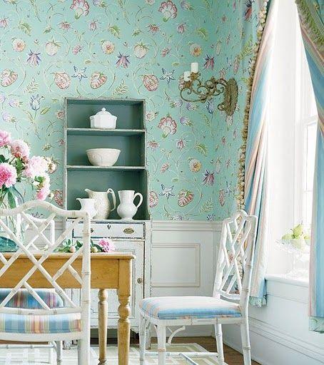 Pastel Cottage Decor