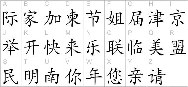 japanese alphabet with english letters a z   Hledat Googlem