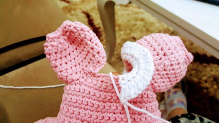 Amigurumi Bebek Elbisesi Yapılışı | Bebek elbisesi, Kroşe, Amigurumi | 432x768