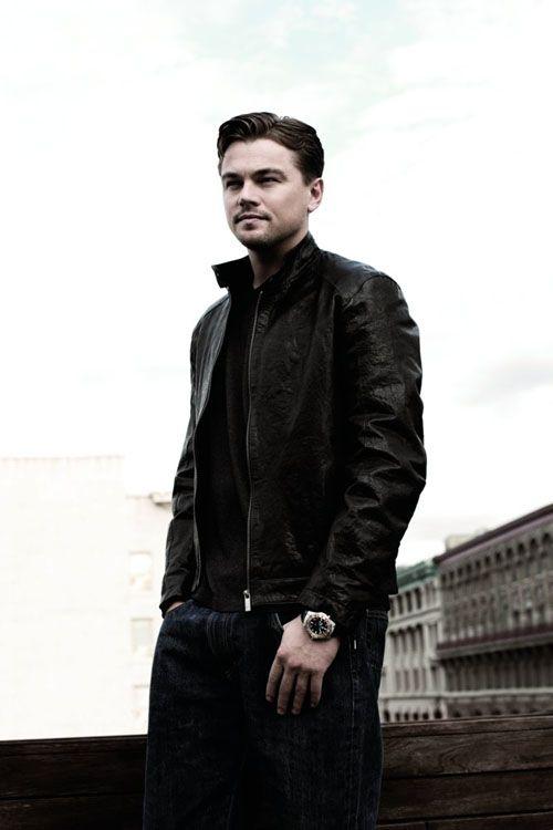 TAG Heuer - Leonardo DiCaprio