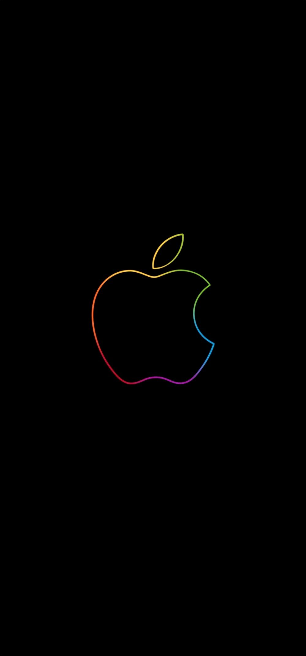 Apple Wallpaper 4k Iphone X Gallery Hintergrund Apfel