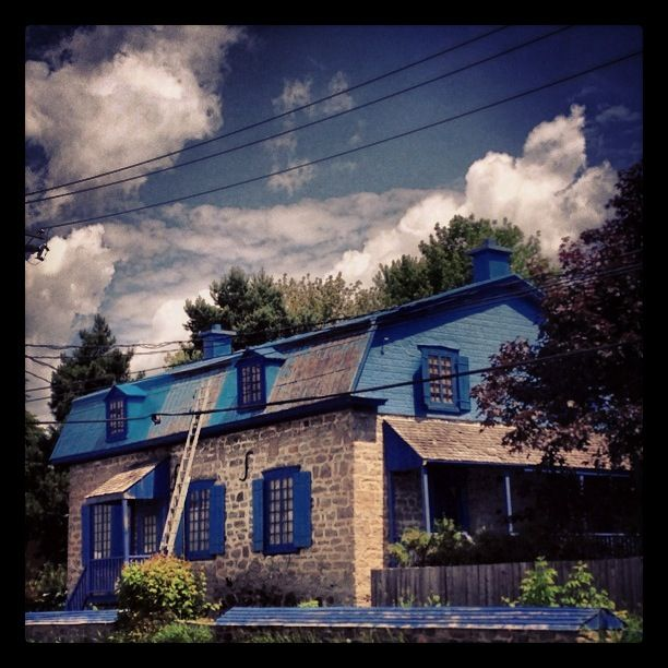 St Paul De Joliette Pq Vieilles Maisons Jardin Maison Paysage