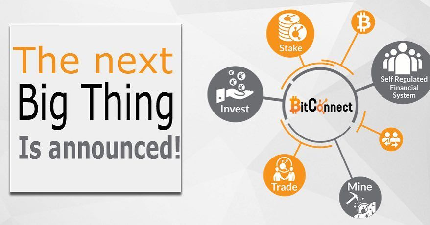 bitconnect cryptocurrency investment