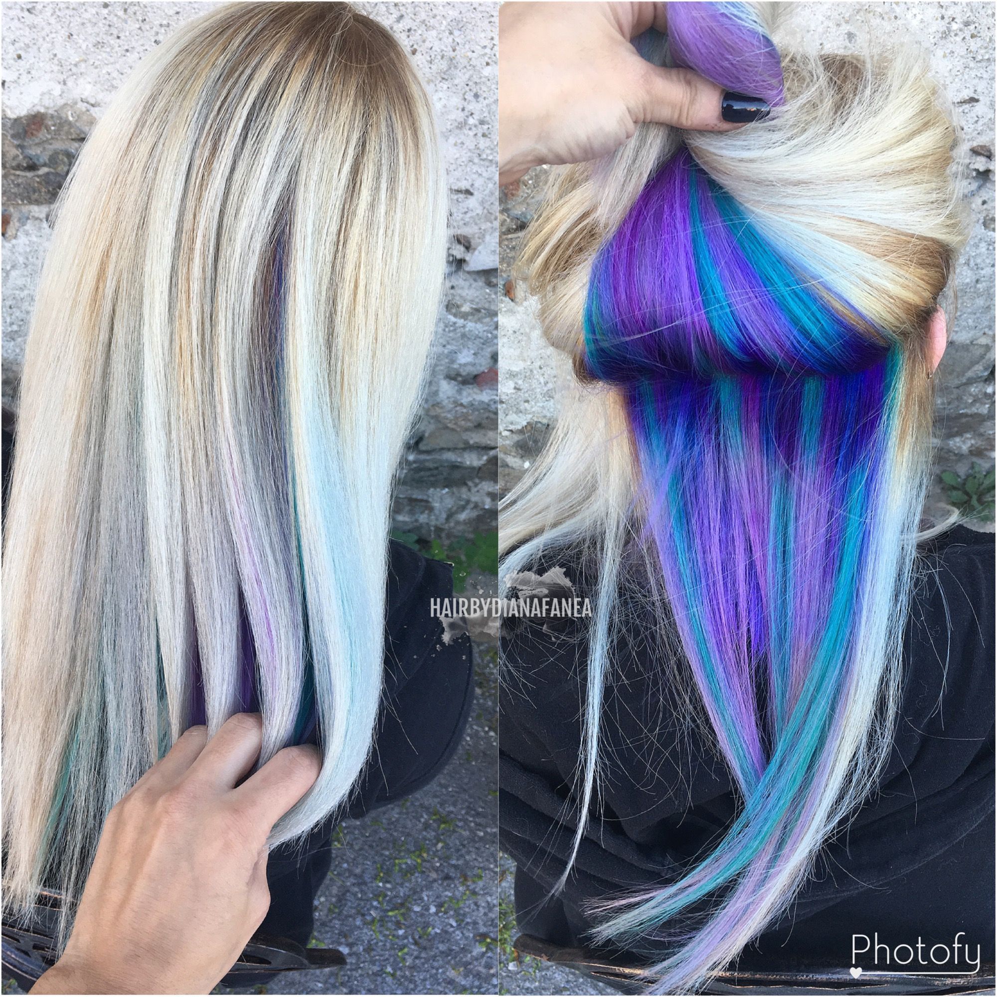 Hairstyle Trends 29 Peekaboo Highlights The Perfect Way To Spice Up Your Hair Photos Coll In 2020 Peekaboo Hair Brunette Hair Color Blonde Hair Color