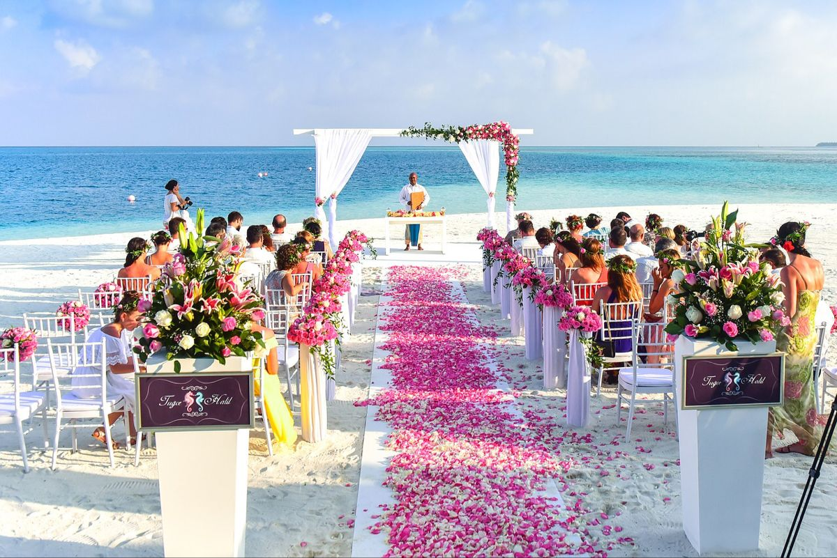 How I Had a 5000 Wedding In Southern California Top