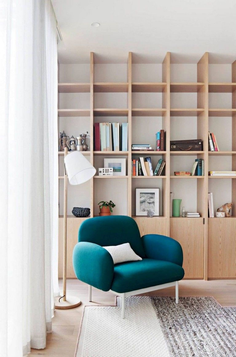 Amazing Home Libraries: 45 Amazing Scandinavian Ideas For Your Home Library