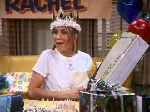 Friends Rachel Birthday Quotes