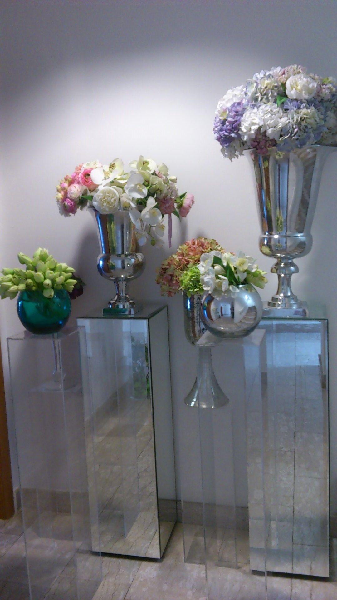 Modern pillars and tall inox vases we use tuscan vases and glass modern pillars and tall inox vases we use reviewsmspy