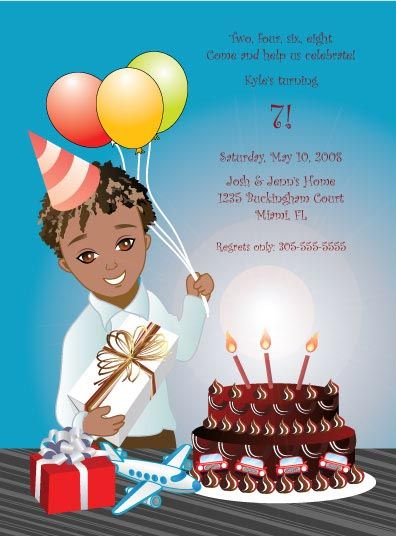African American Happy Birthday Cards Your Birthday Boy Deserves