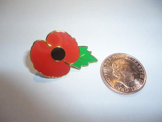 Enamel poppy pin 20x30mm 50 profit to royal british legion 1200 enamel poppy pin 20x30mm 50 profit to royal british legion 1200 donated so far including gift aid as i pay uk tax on this business clutch pin backing negle Images