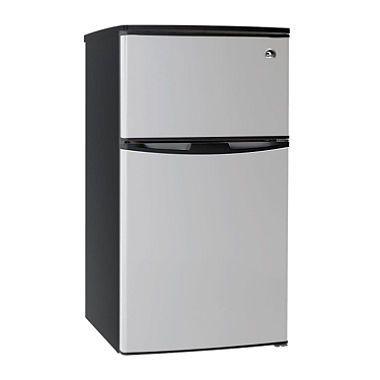 IGLOO 4.5 cu. ft. DualDoor Compact Refrigerator (With