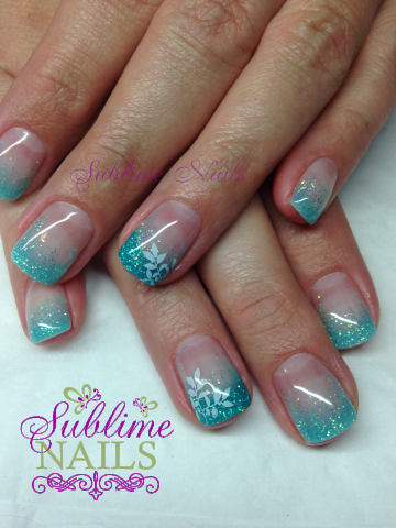 Created by Sublime Nails ~ Edmonton, AB #YEG #GelNails