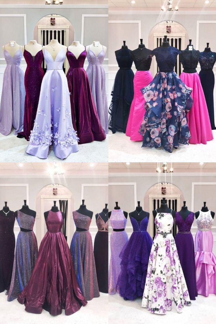 prom dresses from Mimi's Bridal & Boutique in 2020 Cute