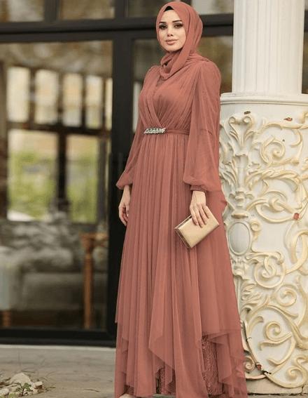 2020 Ucuz Tesettur Abiye Elbise Modelleri Ve Fiyatlari Alimli Kadin 2020 Elbise Modelleri Elbise Islami Giyim