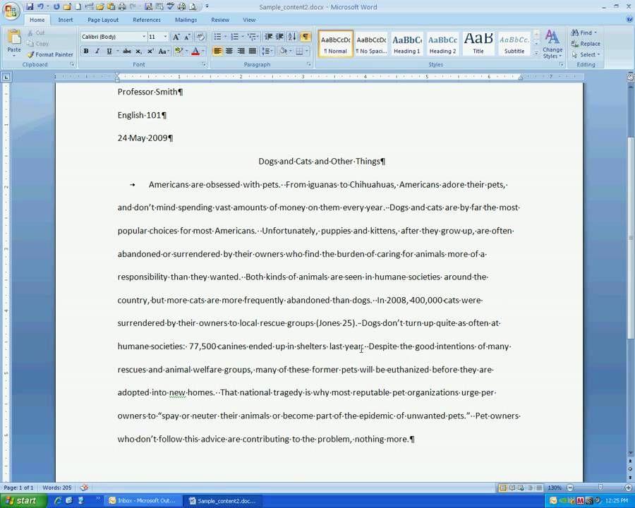 Trcc Writing Center Mla In Text Citation Basics Writing Center Math Homework Help Math Methods